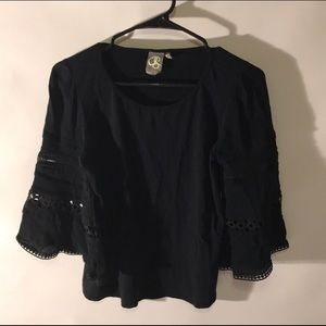 One September bbt Anthropologie top size X…